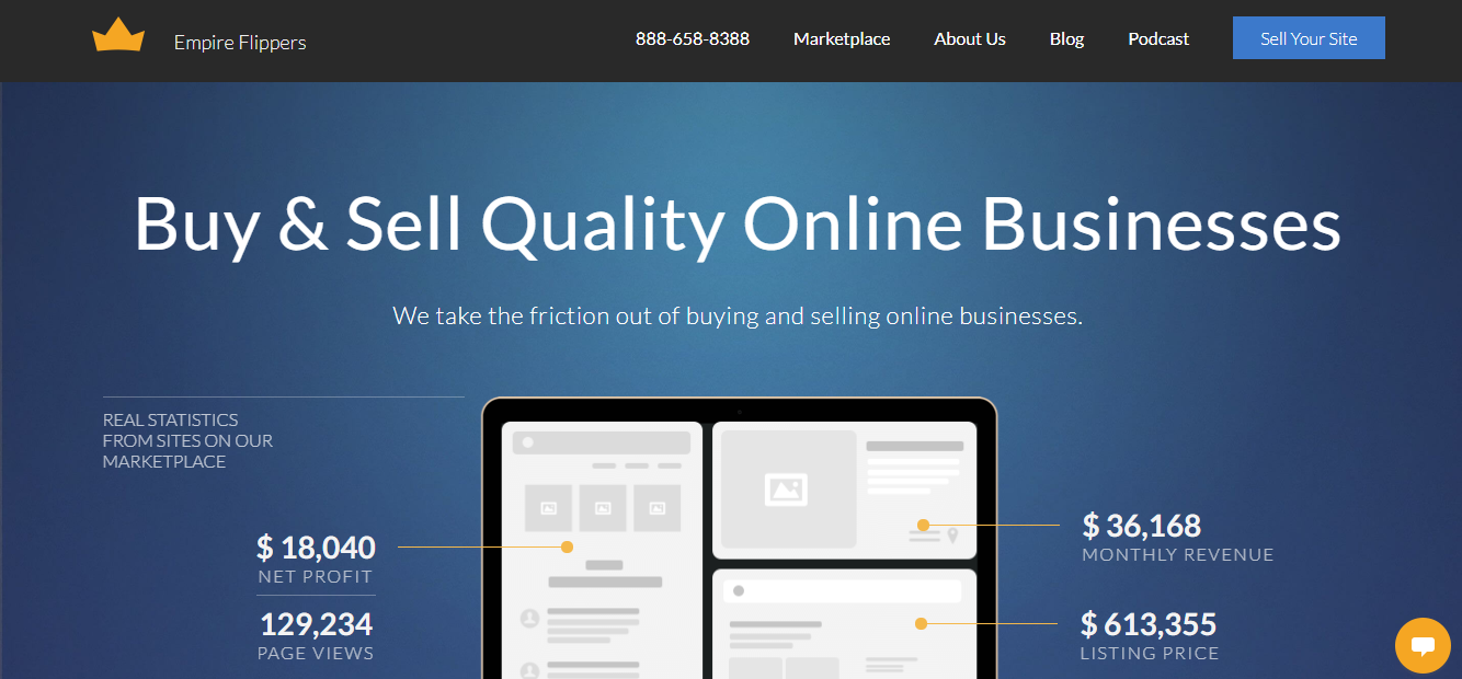 How to make $5000 month selling blogs online